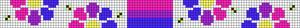 Alpha pattern #86570 variation #160824