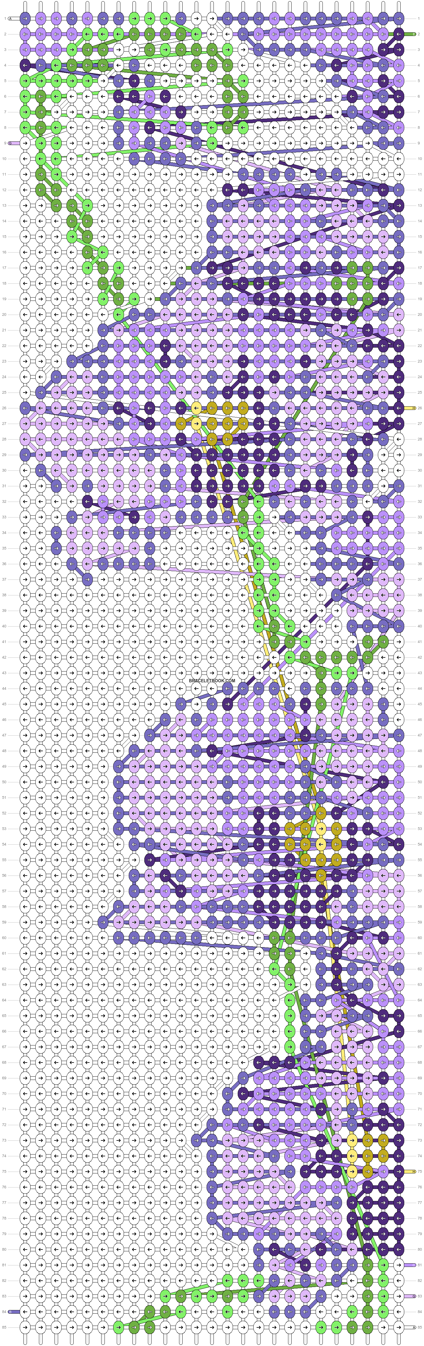 Alpha pattern #83352 variation #160896 pattern