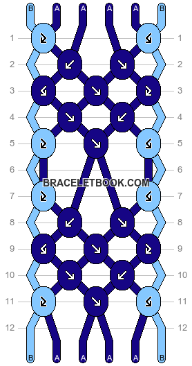 Normal pattern #87138 variation #160910 pattern