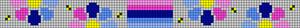 Alpha pattern #89080 variation #160911