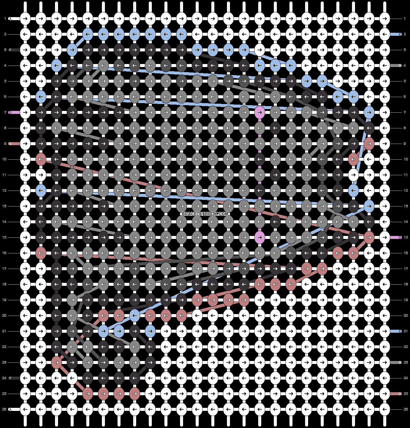 Alpha pattern #81546 variation #160913 pattern