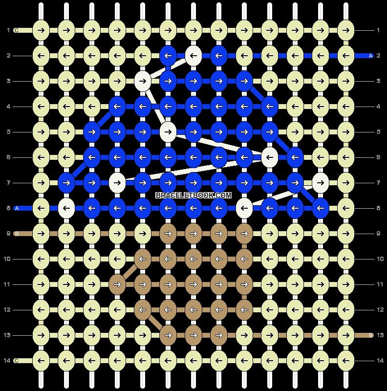 Alpha pattern #88758 variation #160989 pattern