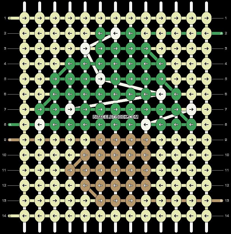 Alpha pattern #88758 variation #160990 pattern