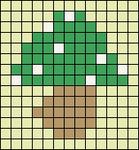 Alpha pattern #88758 variation #160990