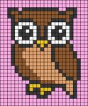 Alpha pattern #41448 variation #160993