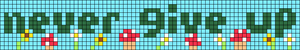 Alpha pattern #89110 variation #161063
