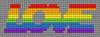 Alpha pattern #88244 variation #161072