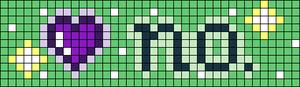 Alpha pattern #89245 variation #161108