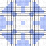 Alpha pattern #89165 variation #161130