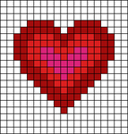 Alpha pattern #88394 variation #161131