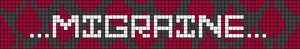 Alpha pattern #32533 variation #161141