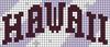 Alpha pattern #72822 variation #161172