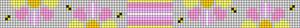 Alpha pattern #86612 variation #161177