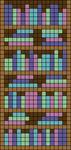 Alpha pattern #67905 variation #161195
