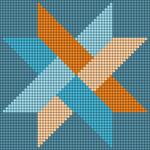 Alpha pattern #88920 variation #161306