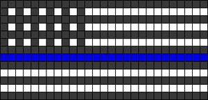 Alpha pattern #89429 variation #161401