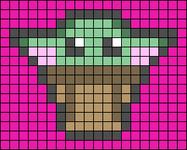 Alpha pattern #86526 variation #161437