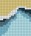 Alpha pattern #89425 variation #161451