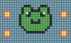 Alpha pattern #87742 variation #161454