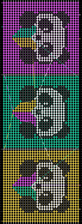 Alpha pattern #83761 variation #161461 pattern