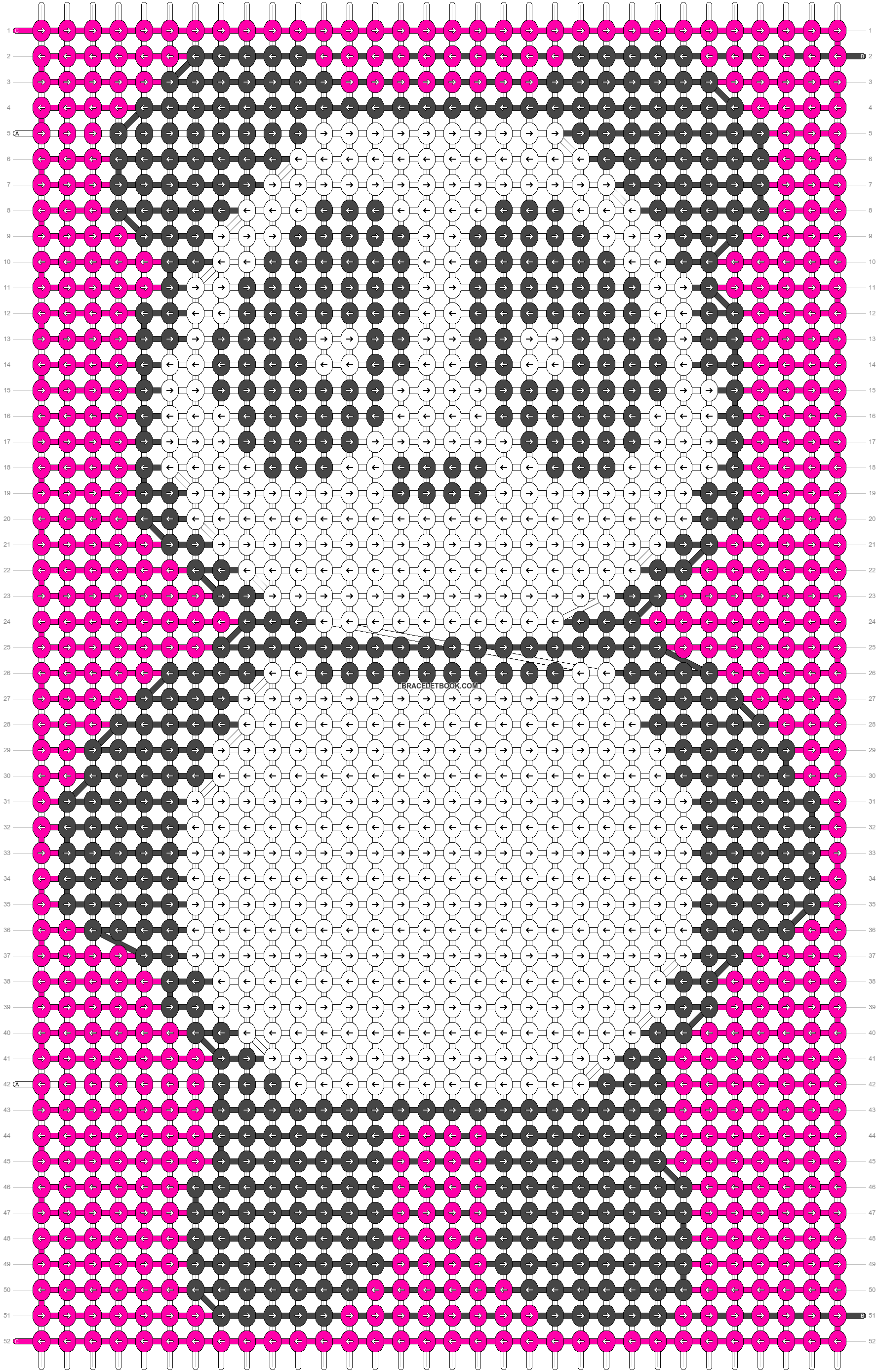 Alpha pattern #87944 variation #161478 pattern
