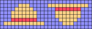 Alpha pattern #18058 variation #161516
