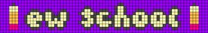 Alpha pattern #83711 variation #161564