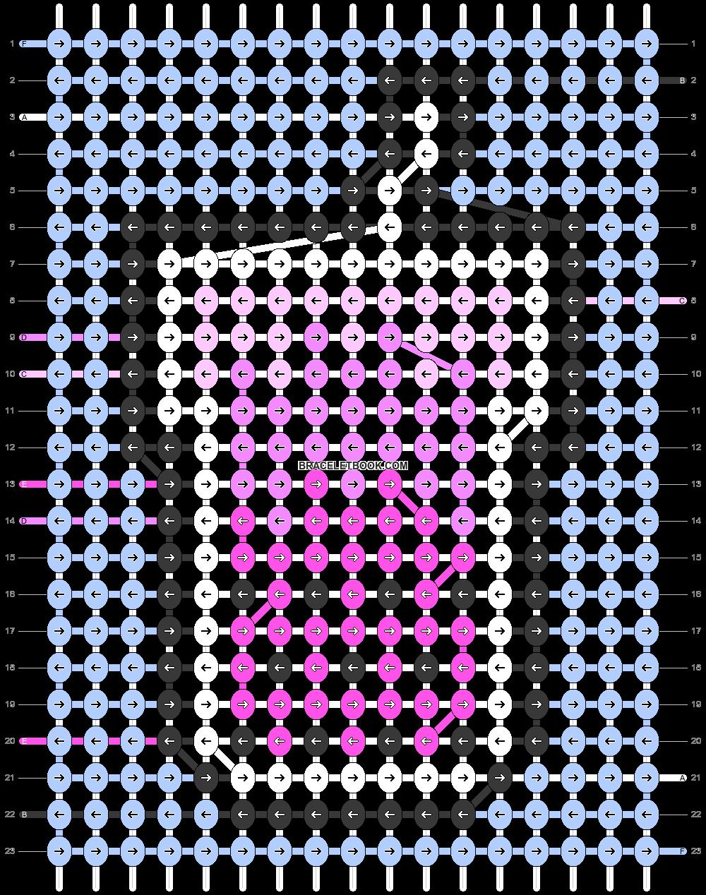 Alpha pattern #84108 variation #161592 pattern