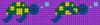 Alpha pattern #89549 variation #161604