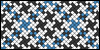 Normal pattern #76007 variation #161638