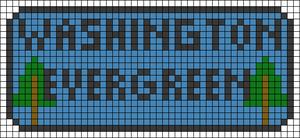 Alpha pattern #76459 variation #161640
