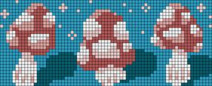 Alpha pattern #89568 variation #161654