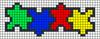 Alpha pattern #24101 variation #161687