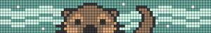 Alpha pattern #56590 variation #161719