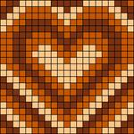 Alpha pattern #89446 variation #161724