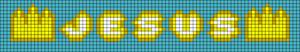 Alpha pattern #81463 variation #161745