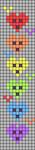 Alpha pattern #89565 variation #161789
