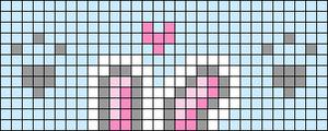 Alpha pattern #89585 variation #161809