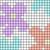 Alpha pattern #89433 variation #161821