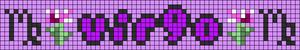 Alpha pattern #89311 variation #161972