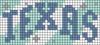 Alpha pattern #72823 variation #161977