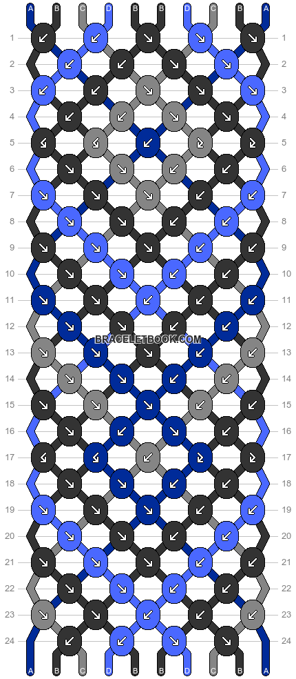 Normal pattern #89468 variation #161985 pattern