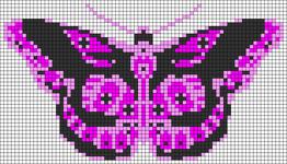 Alpha pattern #89710 variation #161992