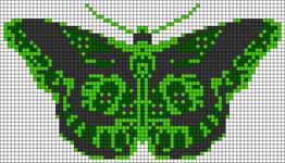 Alpha pattern #89710 variation #161995