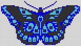 Alpha pattern #89710 variation #161997