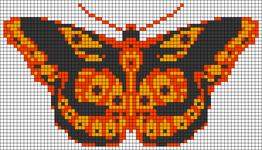 Alpha pattern #89710 variation #161999
