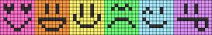 Alpha pattern #20338 variation #162000