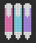 Alpha pattern #89716 variation #162012