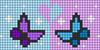 Alpha pattern #89770 variation #162035