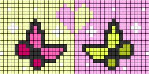 Alpha pattern #89770 variation #162037